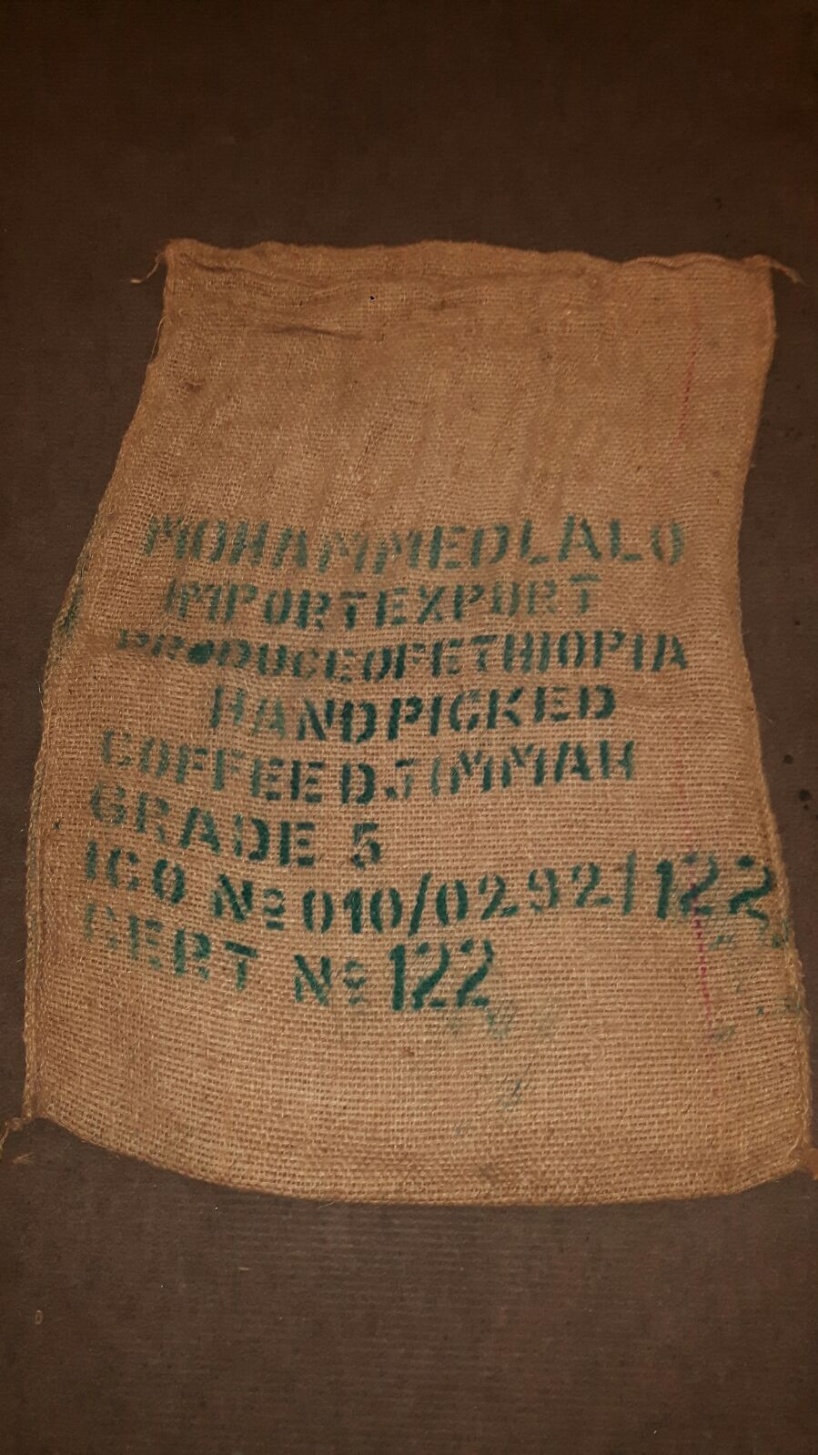 Nicaraguan Jinotega Coffee