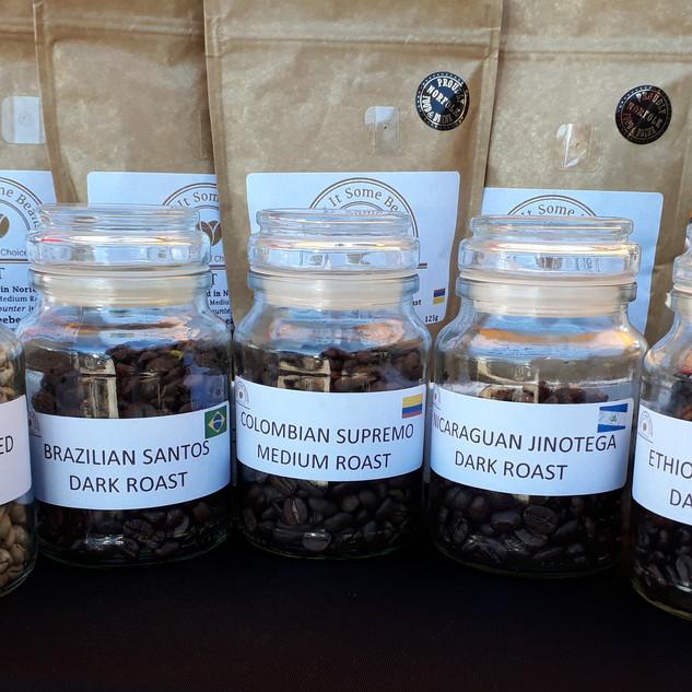 Coffee Bean Selection