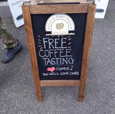 Coffee Tastings at Hughes