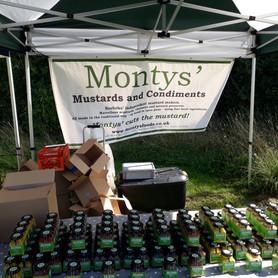 Monty's Mustards