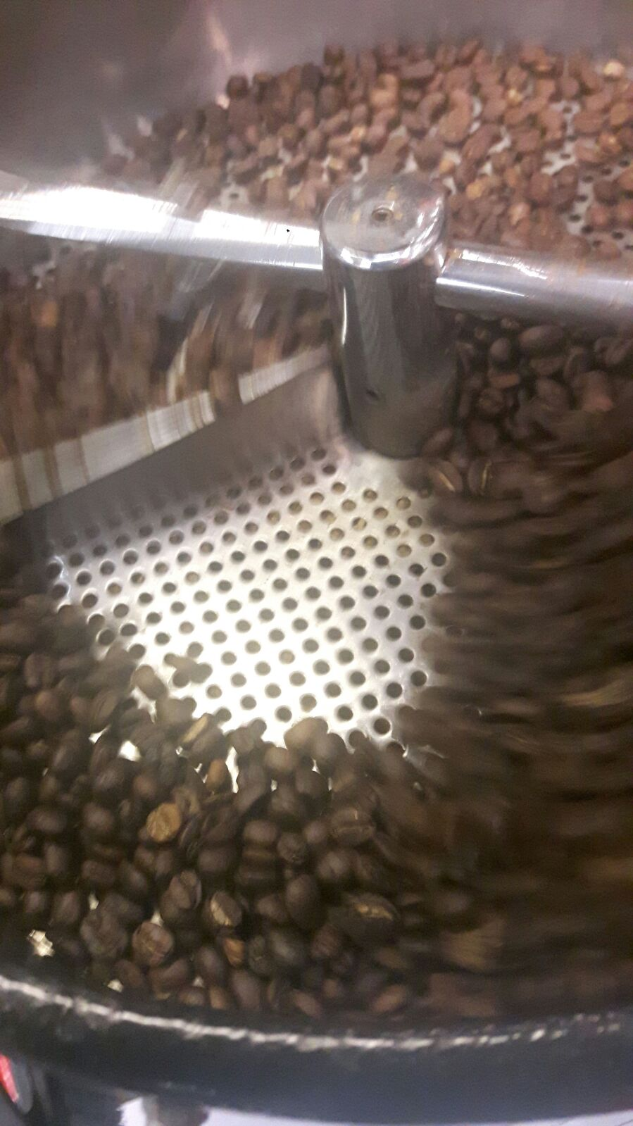Home Roasted Coffee