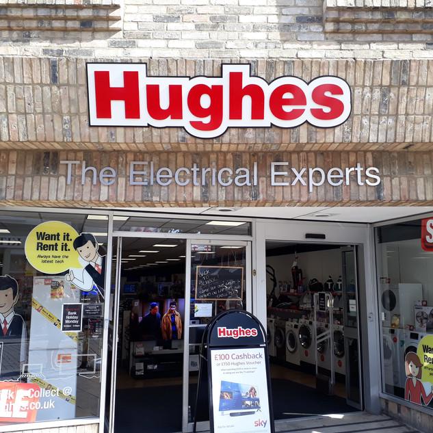 Hughes - Bury St Edmunds