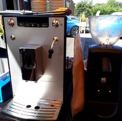 Melitta Bean to Cup Machine