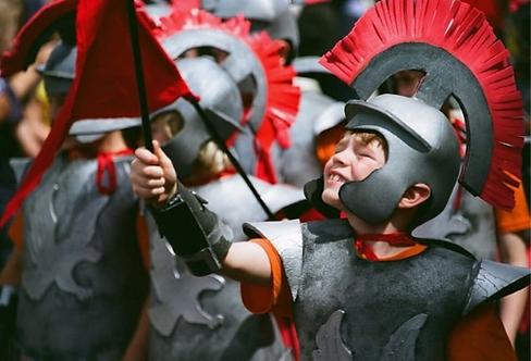 Gladiators PAW