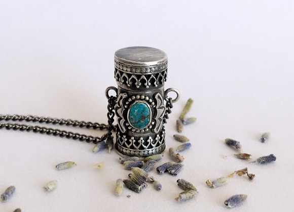 Mini Vial Necklace