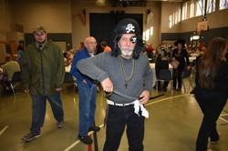 Pirate Paul! Aaaarrrrgggghh!