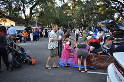 Trunk or Treat Time!