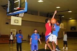 Basketball - gym
