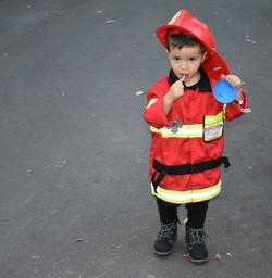 Enzo the Fireman