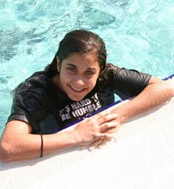 Cover - Girl in Pool