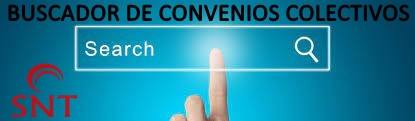 NUEVO - BUSCADOR DE CONVENIOS COLECTIVOS