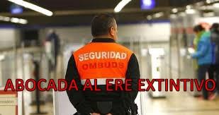OMBUDS ABOCADO AL ERE DE EXTINTIVO DIC 19.