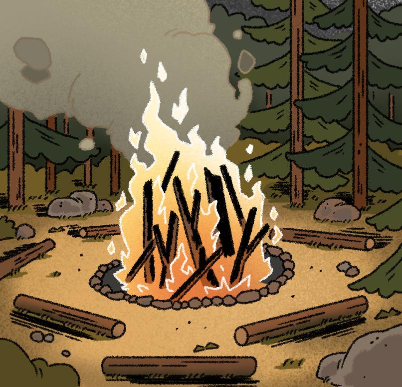 Communal Campfire