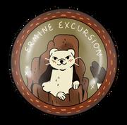 Ermine Excursion Badge