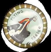Flying Feeders Badge