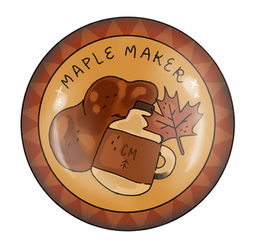 Maple Maker Badge