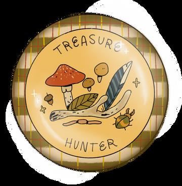 Treasure Hunter Badge