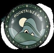Mountaineer Badge