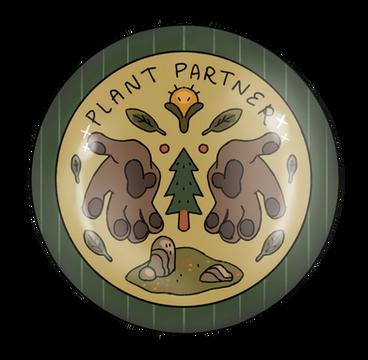Plant Partner Badge