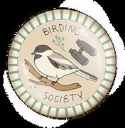 Birding Society Badge