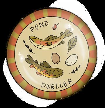 Pond Dweller Badge