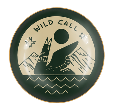 Wild Call Badge