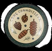 Cone Connesiour Badge