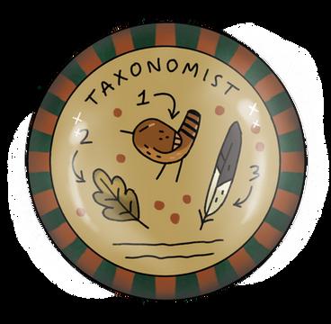 Taxonomist Badge