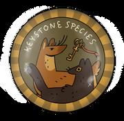 Keystone Species Badge
