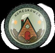 Homegrower Badge