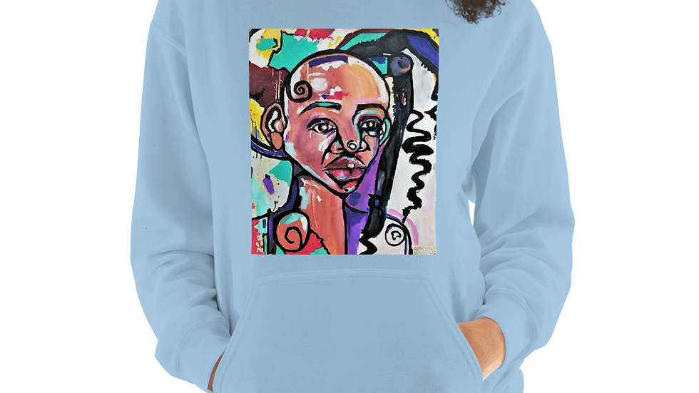 Colorful People Hoodie