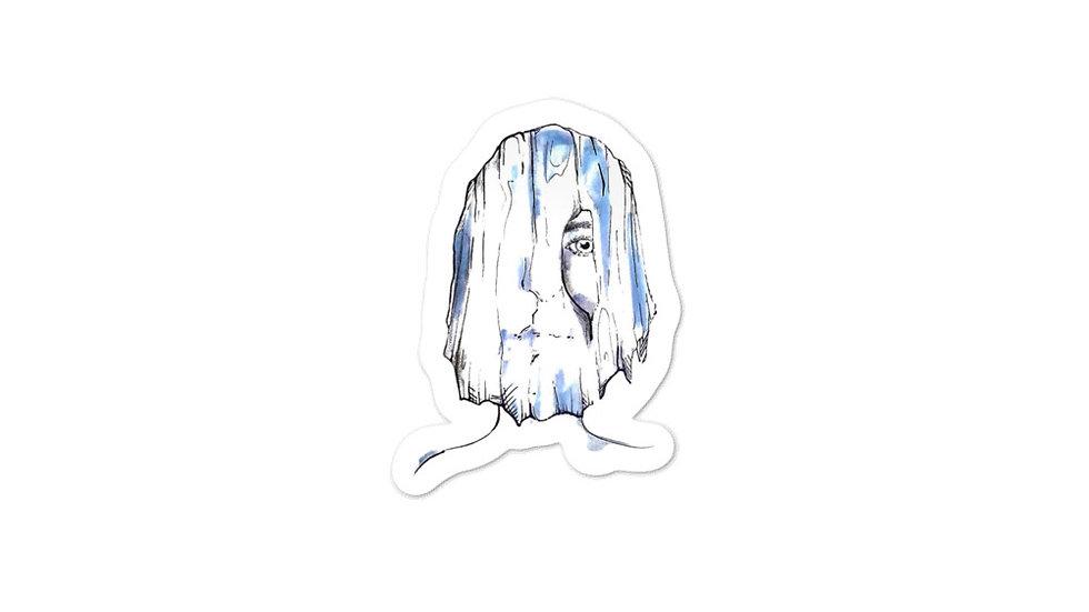 Cloak of Invisibility Sticker