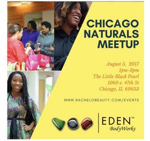 Chicago Naturals Meetup 2017