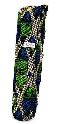 Kitenge Yoga Mat Bag (Tanga)