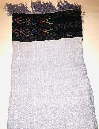 Ethiopian Cotton Scarf