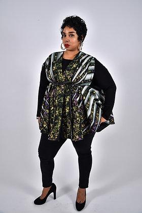 It's Handled Jacket: Mkuki Print