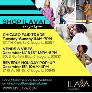 Shop ILAVA in Person CFT