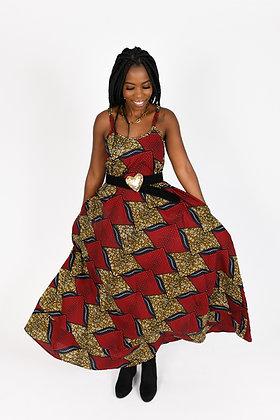 Kibaha Maxi Dress