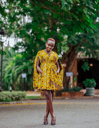 It's handled Jacket – Babati Print