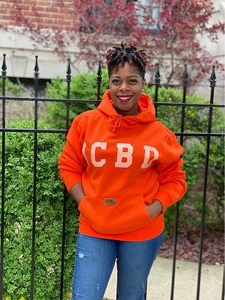 Orange Crush Peachy Hoodie