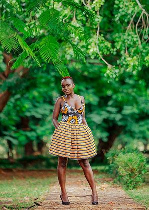 Kanga Dress