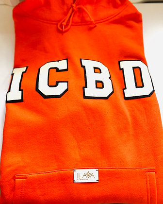 The Orange Crush II Hoodie