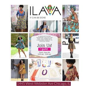 ILAVA Guild Shopping