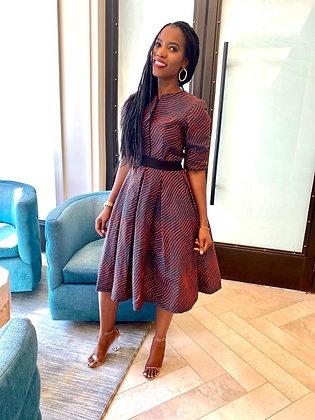 Tulia: Nairobi Dress