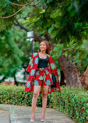 Mbagala Kimono Jacket