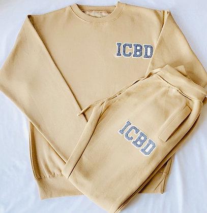 ICBD Jogger Set