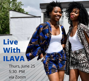 Live with ILAVA June
