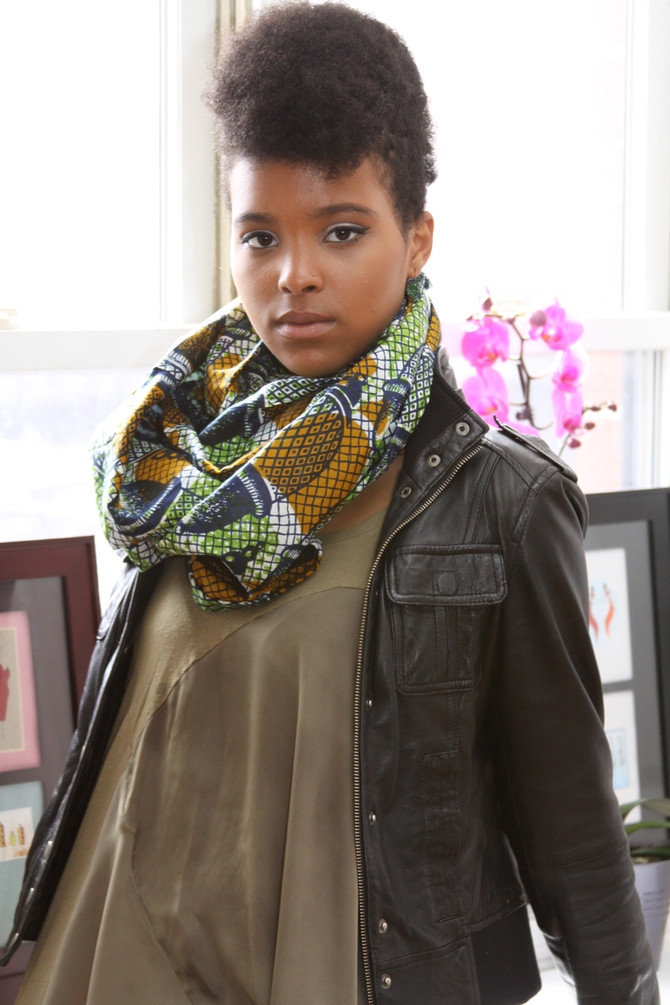MAKE FALL INFINITY WITH THIS LOVELY SCARF….. HAPPY FALL