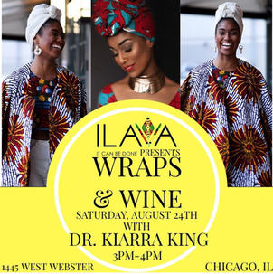 ILAVA Wraps & Wine