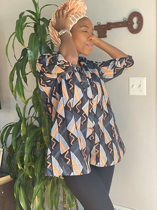 The Tunic Shirt Dress